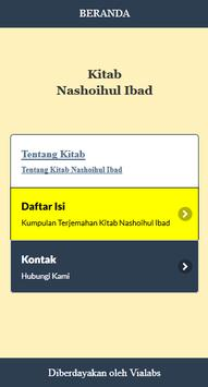 Kitab Nashoihul Ibad apk screenshot