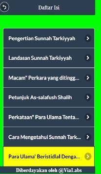 Kitab Sunnah Tarkiyyah apk screenshot