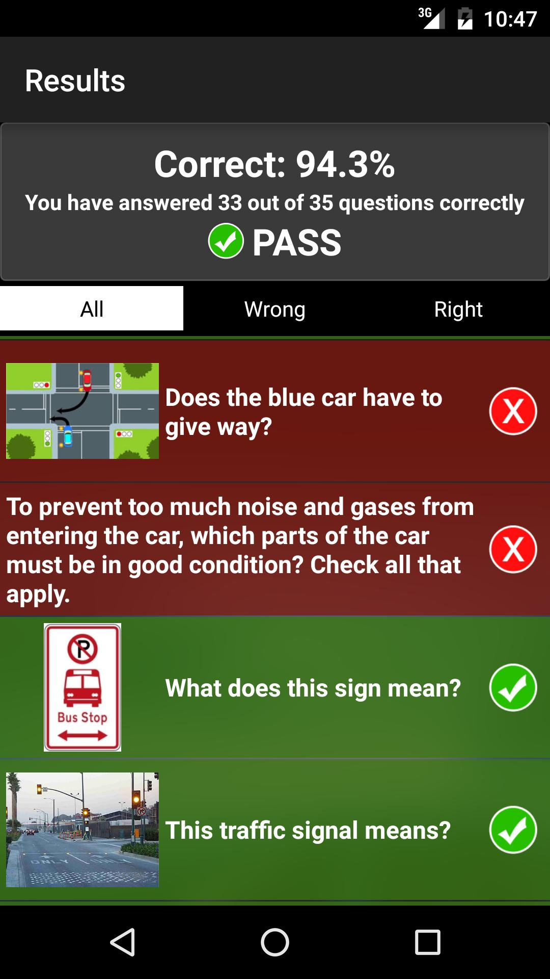 NZ Driving Theory Test Free for Android - APK Download
