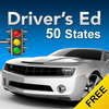 Drivers Ed: US Driving Test 2020 Free आइकन