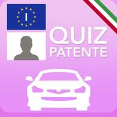 Quiz Patente di Guida Gratis: Esame Patente Auto B icon