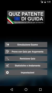 Quiz Patente di Guida Gratis: Esame Patente Auto B screenshot 6