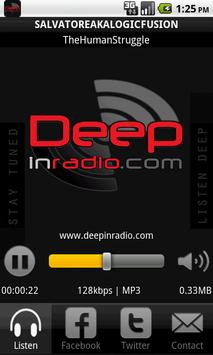 Deepinradio screenshot 5