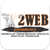 2WEB Outback Radio icon