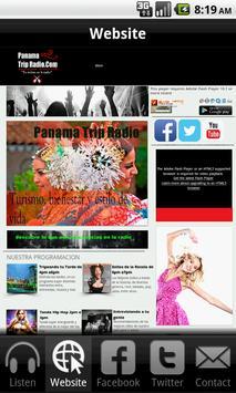 Panama Trip Radio screenshot 1