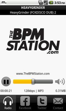 The BPM Station poster
