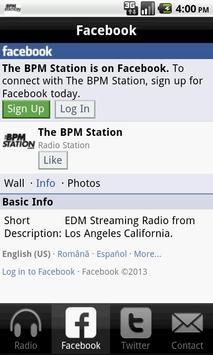 The BPM Station screenshot 1