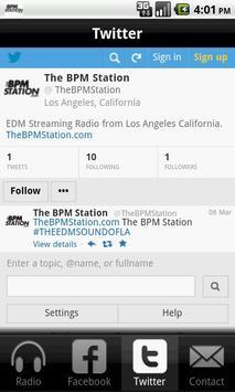 The BPM Station screenshot 2