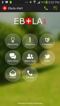 Ebola Alert apk screenshot