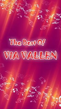 Lagu Via Vallen + Lirik 2018 New Hits poster