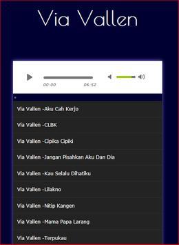 Musik Dangdut Terpopuler Via Vallen Terlengkap. screenshot 1