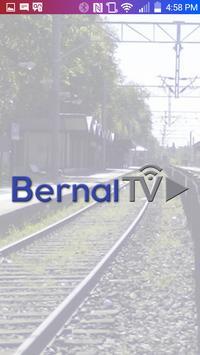Bernal TV poster