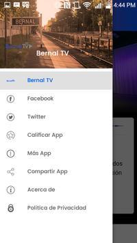 Bernal TV screenshot 3