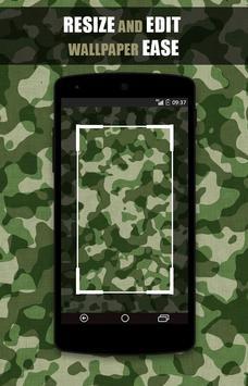 Camo Wallpapers HD screenshot 3