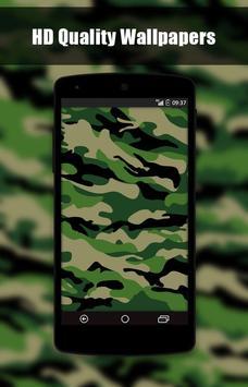 Camo Wallpapers HD screenshot 4