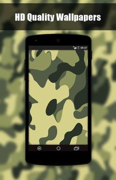 Camo Wallpapers HD screenshot 7