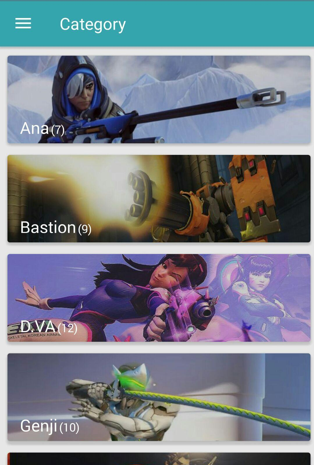 Live Wallpaper Overwatch Hd For Android Apk Download