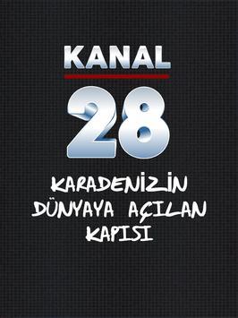 Kanal 28 poster