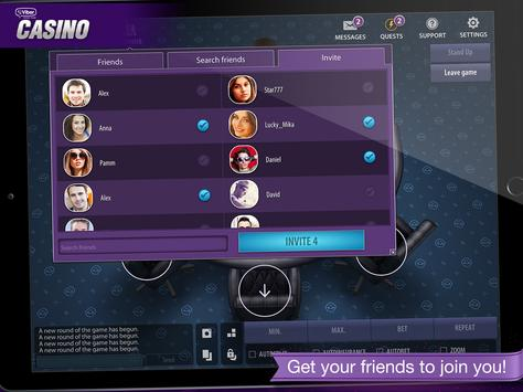 Viber Casino screenshot 9