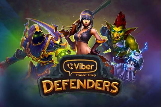 Viber Defenders poster