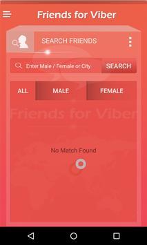 Friends for Viber poster
