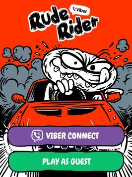 Viber Rude Rider apk screenshot