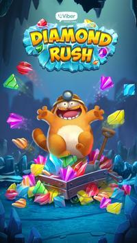 Viber Diamond Rush poster