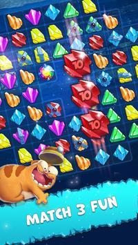 Viber Diamond Rush screenshot 1