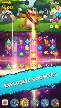 Viber Diamond Rush screenshot 3
