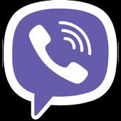 Viber 無料通話&メッセージアプリ アイコン