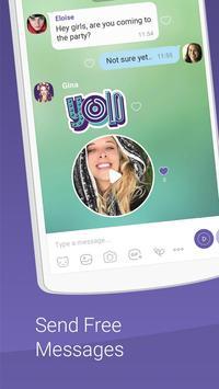 Viber Messenger poster