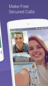 Viber スクリーンショット 1