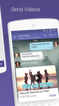 Viber Messenger apk 截圖