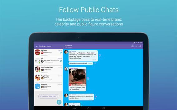 Viber Messenger apk screenshot