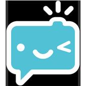 ikon Viber Wink