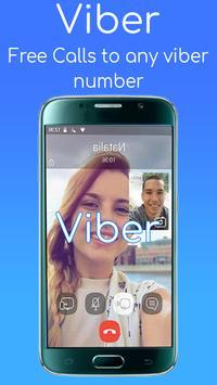 Freе Viber Messenger application tipѕ poster