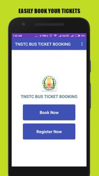 TNSTC - OFFICIAL APP poster