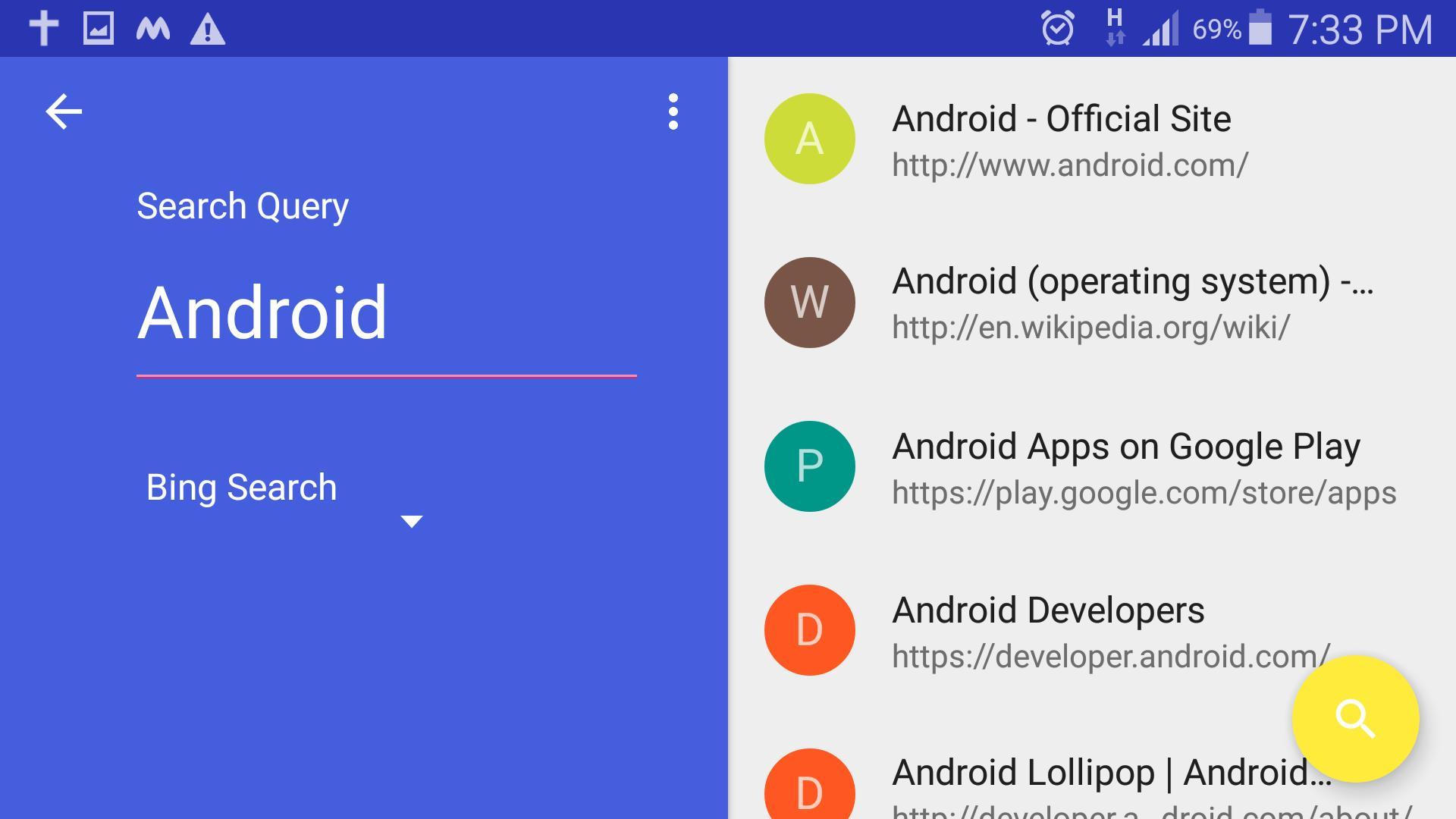 Web Scraper (Search) for Android - APK Download