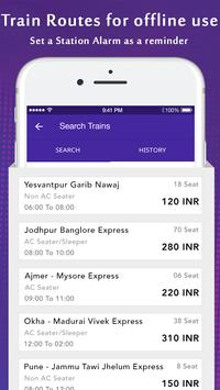 Train Seat Availability - Indian Railway screenshot 4