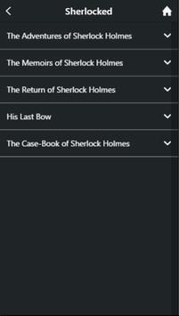 Sherlocked screenshot 1