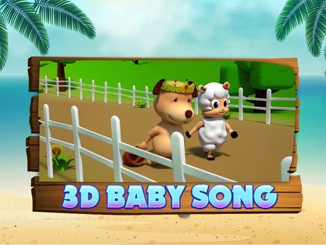 Baby Songs Nursery Rhymes Poster