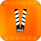 HD Vidmate Pro Download Guide icon