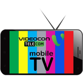 Videocon Mobile Tv Live Online icon