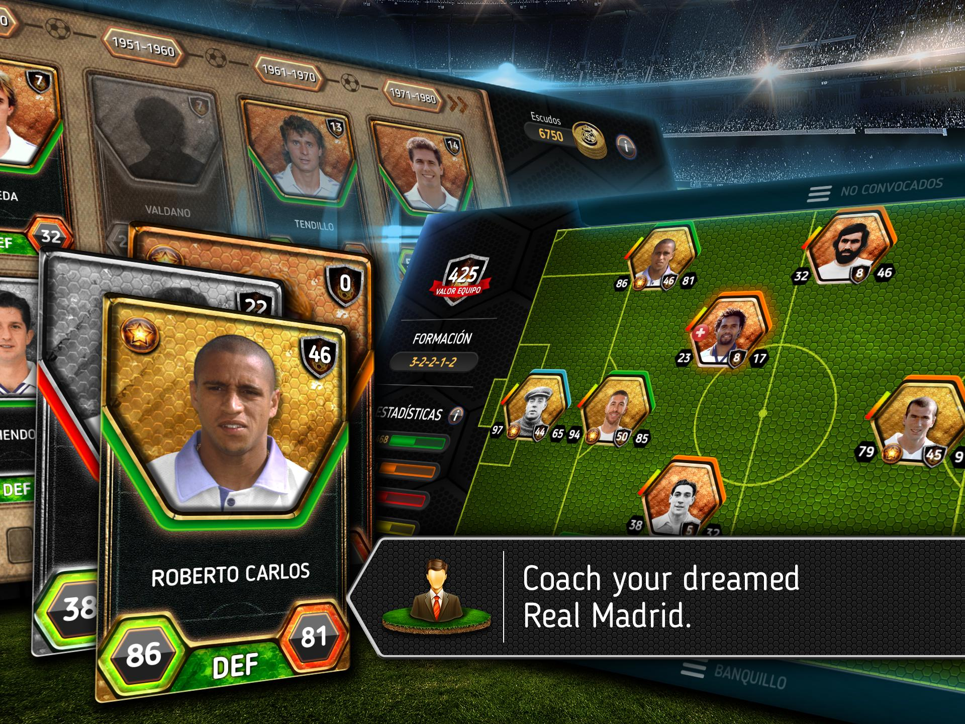 Real Madrid Legends for Android - APK Download