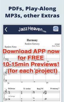 Jazz Saxophone Lessons Learn screenshot 14