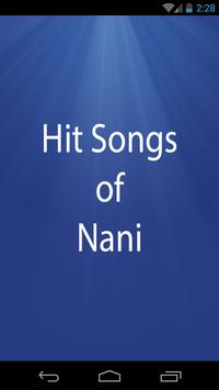 Hit Songs of Nani screenshot 1