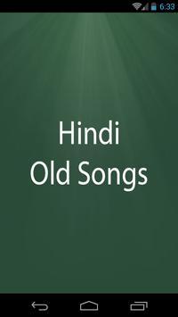 Hindi Old Songs apk screenshot