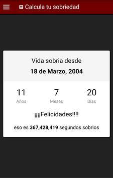 Vida Sobria apk screenshot