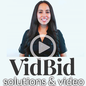 Vidbid - Marketing icon