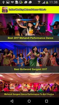 HD Mehndi Dance & Wedding Songs poster